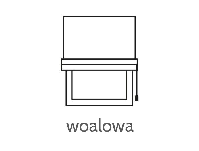 roleta woalowa